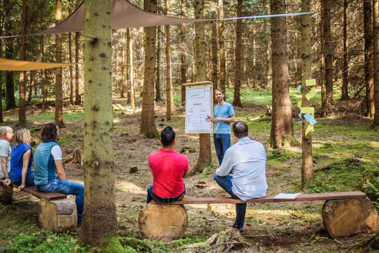 Walk2Y Camps - Workshop-Wald